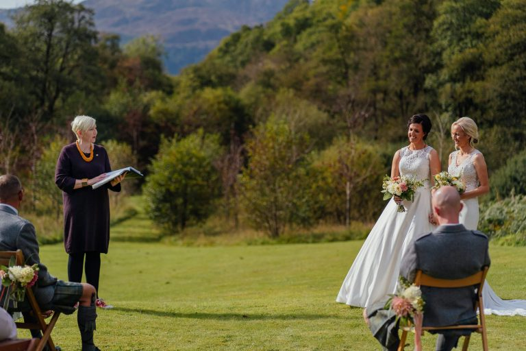 elope to scotland with Claire the humanist Scottish elopement wedding celebrant