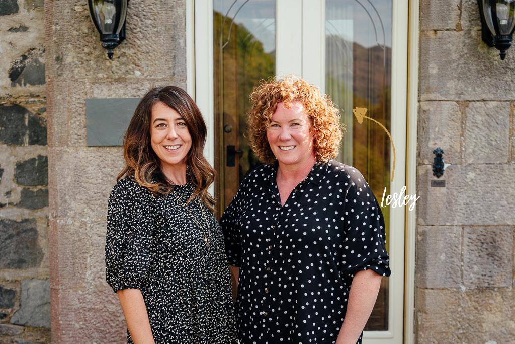 Pamper and Polish Scottish make up artist and hair dresser